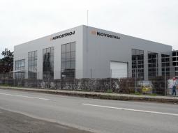 Fabrica moderna de productie profile metalice si accesorii