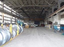 Hala de productie profile metalice