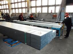 Proces productie profile metalice 5